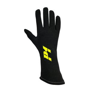 P1 Apex Gloves Black - Size 8