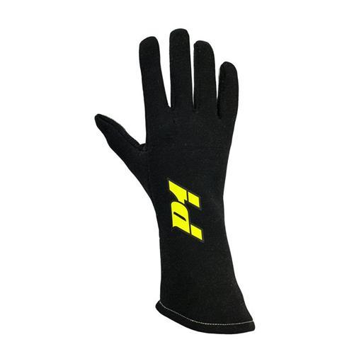 P1 Apex Gloves Black - Size 9