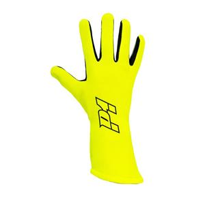 P1 Apex Gloves Yellow - Size 9