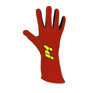 P1 Apex Gloves Red - Size 8