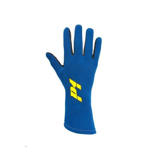 P1 Apex Gloves Blue - Size 10