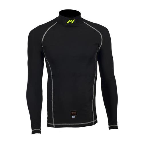P1 Top Slim Fit Aramidic Black - XLarge