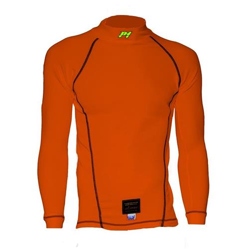 P1 Top Slim Fit Aramidic Orange - XSmall