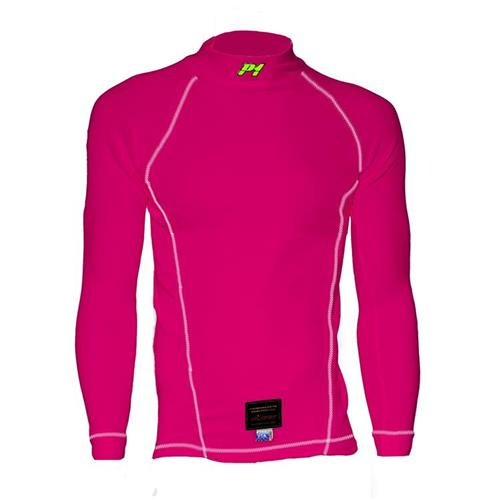 P1 Top Slim Fit Aramidic Fuchsia - Small