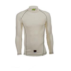 P1 Top Slim Fit Aramidic White - Small