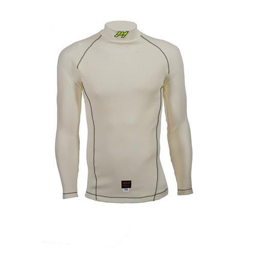 P1 Top Slim Fit Aramidic White - XLarge