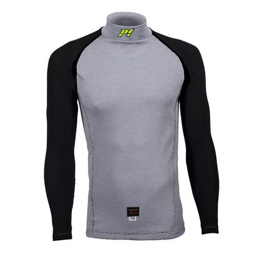 P1 Top Slim Fit Aramidic Silver/Black - XLarge