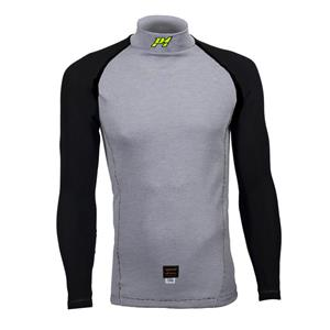 P1 Top Slim Fit Aramidic Silver/Black - XLarge