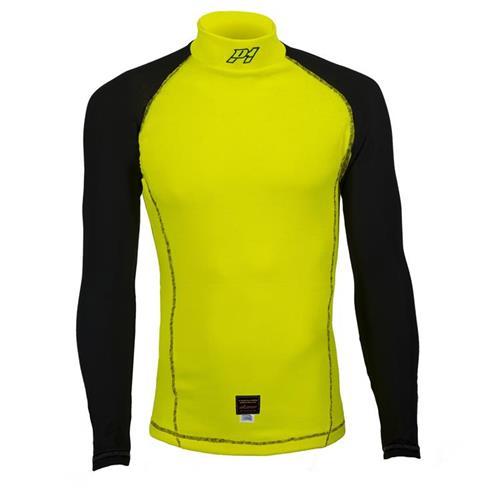 P1 Top Slim Fit Aramidic Yellow/Black - XSmall