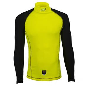 P1 Top Slim Fit Aramidic Yellow/Black - XSmall