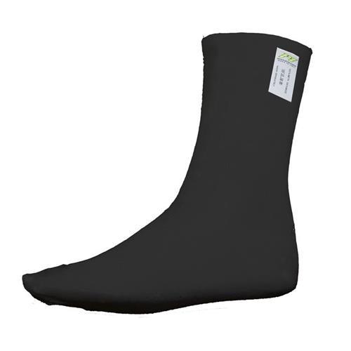 P1 Short Socks Aramidic Black - Large