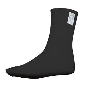 P1 Short Socks Aramidic Black - Large