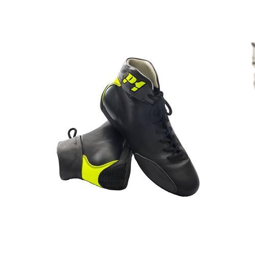 P1 Monza Shoes Black - Euro 40