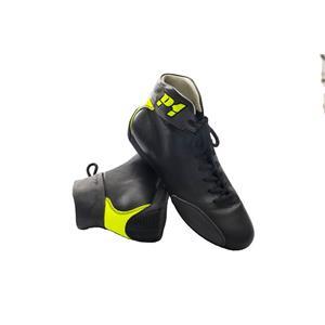 P1 Monza Shoes Black - Euro 45