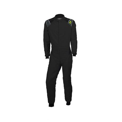 P1 Racesuit RS-GT Black - Size 6