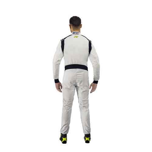 P1 Racesuit RS-GT Silver - Size 2