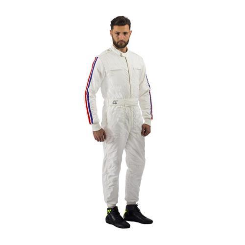 P1 Racesuit RS-Parabolica Changed Stripes - Size 7