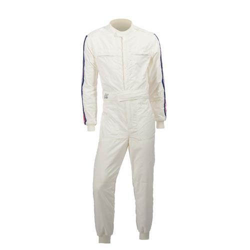 P1 Racesuit RS-Parabolica White - Size 4