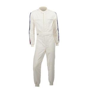 P1 Racesuit RS-Parabolica White - Size 7