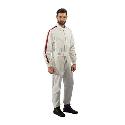 P1 Single Layer Suit Copse Cream - Size 4