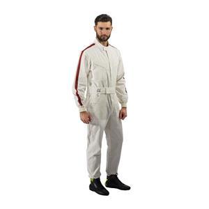 P1 Single Layer Suit Copse Cream - Size 6