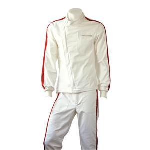 P1 Single Layer Jacket Mulsanne Cream - Size 6